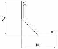 Профиль ЛПУ16 угловой