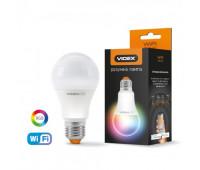 LED Smart лампа A60 RGBCW 12W E27 220V (VL-A60RGBCW-1227-WIFI)