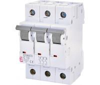 Автоматический выключатель ETIMAT 6 3p C13 (2145515)