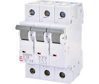 Автоматический выключатель ETIMAT 6 3p C10 (2145514)