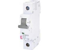 Автоматический выключатель ETIMAT 6 1p C6 (2141512)