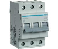 Автоматический выключатель Hager 3P 6kA C-32A 3M (MC332A)